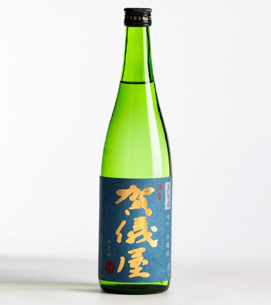 【通年品】無濾過 味口本醸造 青ラベル