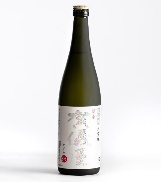 【通年品】無濾過 大吟醸 プラチナラベル