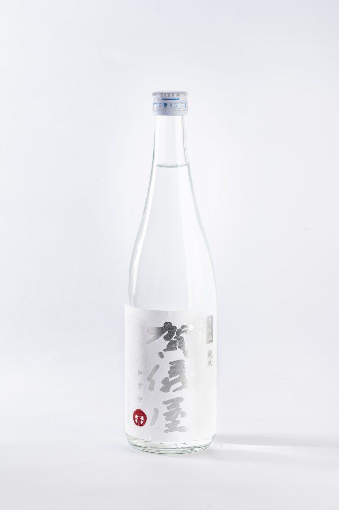【試験醸造品】無濾過 純米 MASHIROラベル