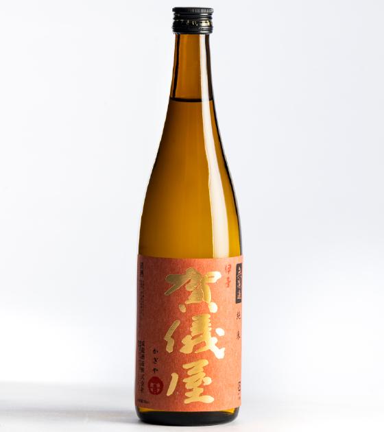 【通年品】無濾過 純米 赤ラベル