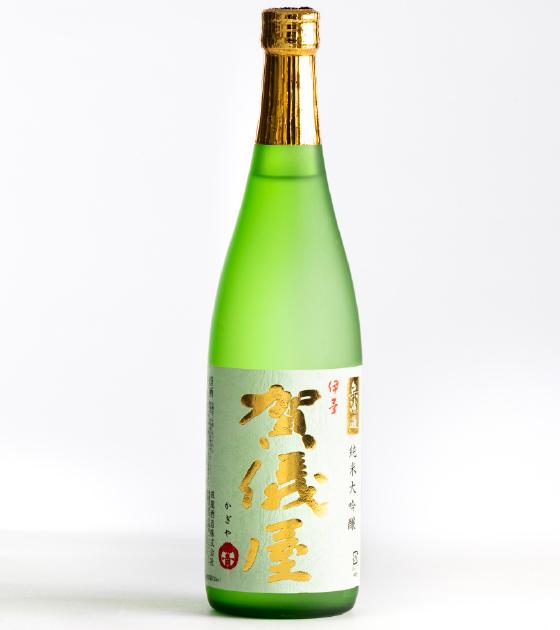 【通年品】無濾過 純米大吟醸 グリーンラベル
