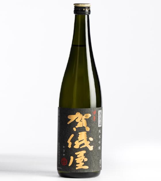 【通年品】無濾過 純米吟醸 黒ラベル