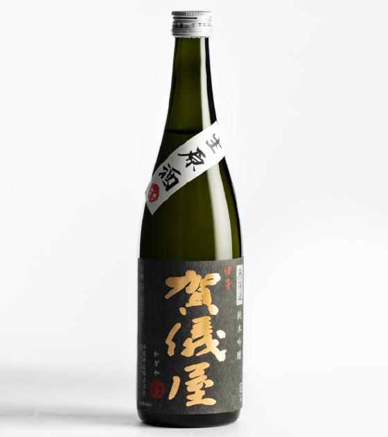 【準定番品】無濾過 純米吟醸 生原酒 黒ラベル 松山三井