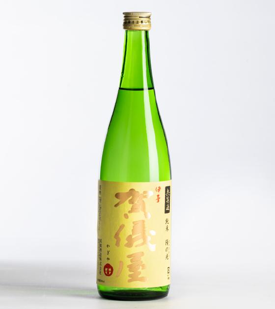 【準定番品】無濾過 純米 陽の光 カギヤ サンシャイン