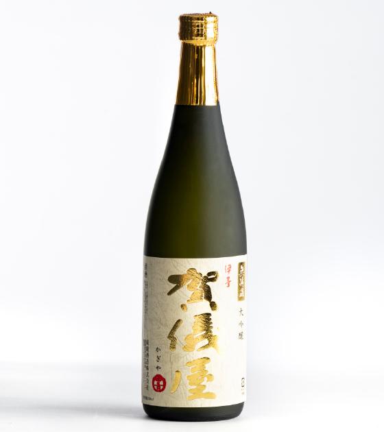 【通年品】無濾過 大吟醸 ホワイトラベル