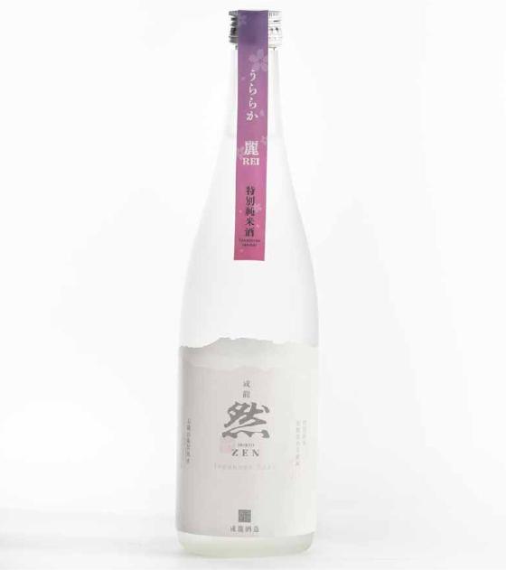 【春限定】成龍然 特別純米酒  うららか/麗(REI)